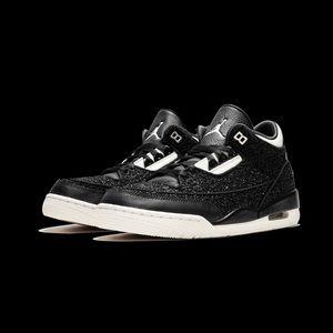 Jordan 3 Retro  X Vogue AWOK